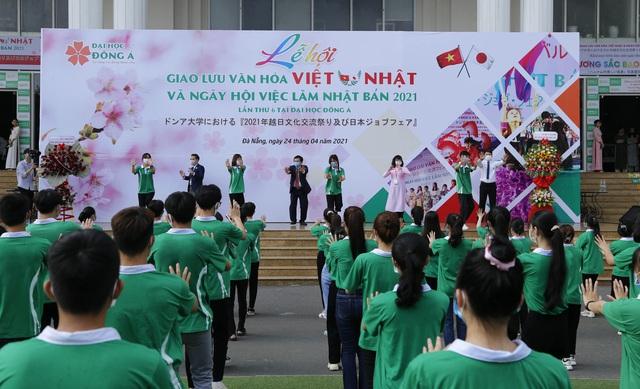 Lễ hội giao lưu văn hóa Việt – Nhật 2021 diễn ra tại Đà Nẵng  - Ảnh 1.