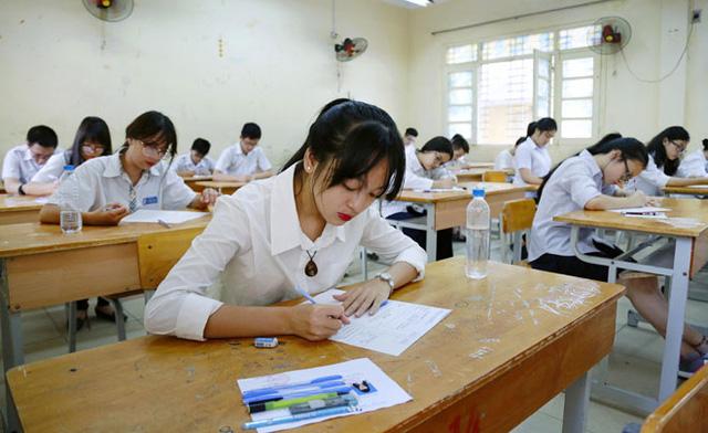 Thi vào lớp 10 tại Hà Nội: Sở GDĐT đề xuất điều chỉnh lịch thi, thời gian làm bài thi - Ảnh 1.