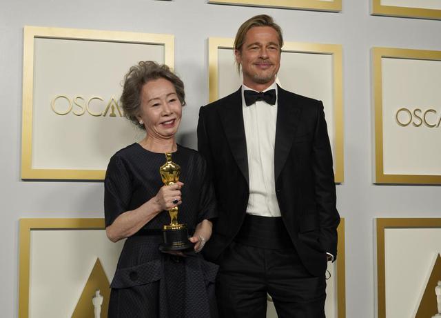 Khoảnh khắc đặc biệt: Oscar truyền cảm hứng lan tỏa giữa đại dịch - Ảnh 4.