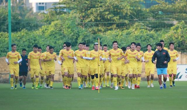 Đội tuyển Việt Nam sẽ tập trung giai đoạn 1 tại Bình Định - Ảnh 1.