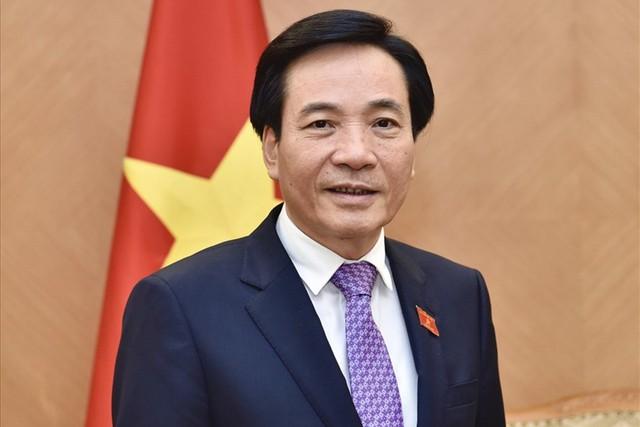Ông Trần Văn Sơn giữ chức Chánh Văn phòng Ban Cán sự đảng Chính phủ - Ảnh 1.