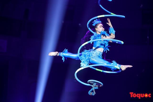 Bế mạc Cuộc thi Tài năng Xiếc toàn quốc 2021 - Ảnh 6.