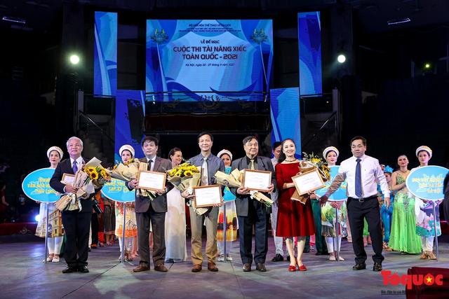 Bế mạc Cuộc thi Tài năng Xiếc toàn quốc 2021 - Ảnh 12.