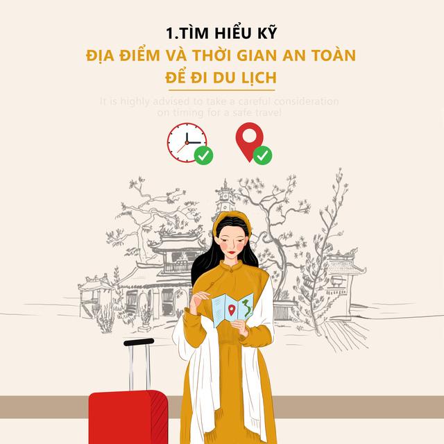 Thừa Thiên Huế ban hành Bộ Quy tắc ứng xử văn minh du lịch trong trạng thái bình thường mới - Ảnh 2.