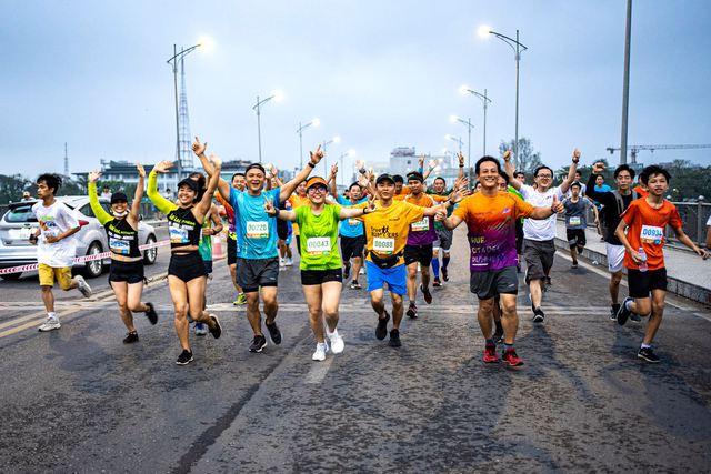 """Tạm dừng sự kiện """"Hue Jogging – Cùng chạy vì cộng đồng lần II"""" - Ảnh 1."""
