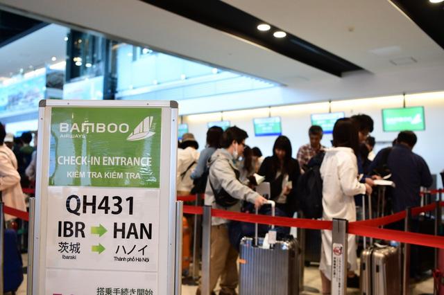 Bamboo Airways nghiên cứu áp dụng hộ chiếu vaccine, sẵn sàng bay quốc tế từ tháng 4 - Ảnh 1.