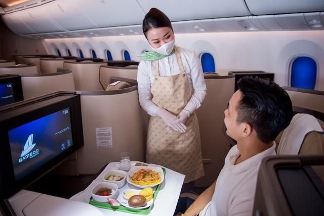 Bay thương gia đẳng cấp với loạt ưu đãi từ Bamboo Airways trong tháng 4 - Ảnh 2.