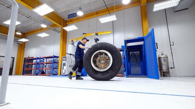 Tập đoàn PIA cung cấp dịch vụ kỹ thuật hàng không chuyên nghiệp và chất lượng được Cục Hàng không phê chuẩn - Ảnh 4.