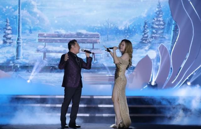 """Bằng Kiều – Minh Tuyết hòa nhịp cùng hàng ngàn khán giả xứ Thanh trong đêm nhạc """"Chuyện tình yêu"""" - Ảnh 8."""