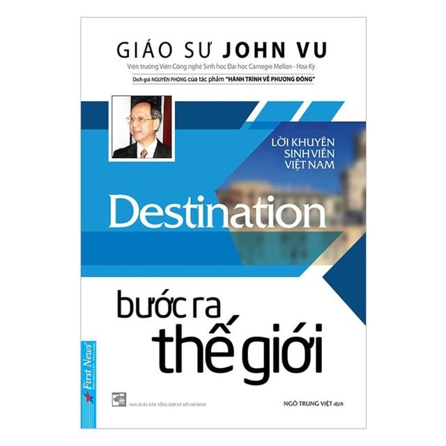 Ba cuốn sách quý dành cho học sinh, sinh viên Việt Nam - Ảnh 3.