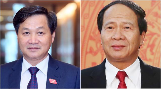 Trình phê chuẩn, bổ nhiệm ông Lê Minh Khái, Lê Văn Thành làm Phó thủ tướng Chính phủ - Ảnh 1.