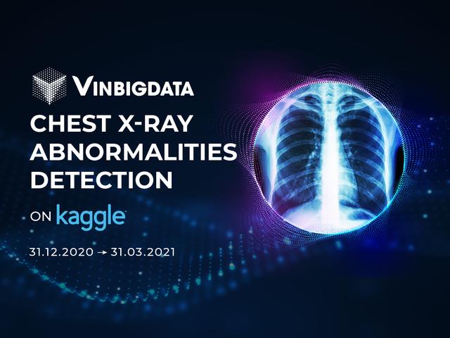 VinBigdata công bố kết quả cuộc thi toàn cầu về ứng dụng AI trong phân tích hình ảnh y tế trị giá 50.000 USD - Ảnh 1.
