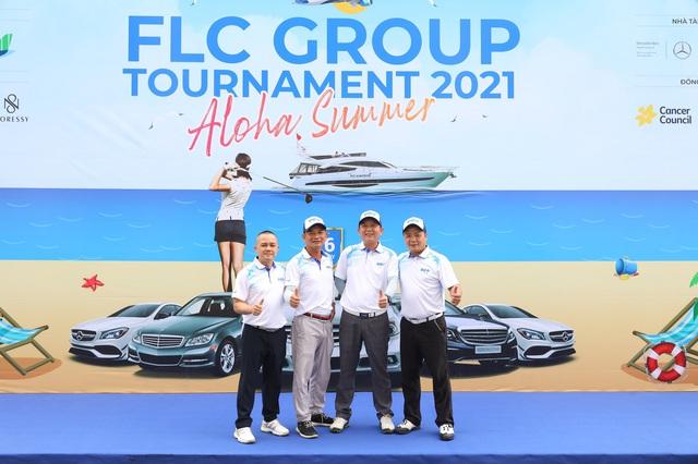 FLC Group Tournament 2021 - Aloha Summer - Chào hè sôi động  - Ảnh 1.