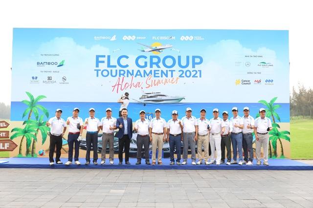 FLC Group Tournament 2021 - Aloha Summer - Chào hè sôi động  - Ảnh 2.