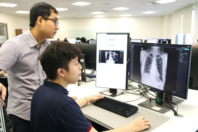 VinBigdata công bố kết quả cuộc thi toàn cầu về ứng dụng AI trong phân tích hình ảnh y tế trị giá 50.000 USD - Ảnh 3.