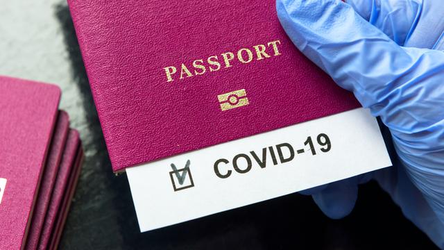 Mỹ đối mặt các bất cập trong quá trình triển khai hộ chiếu vaccine - Ảnh 1.