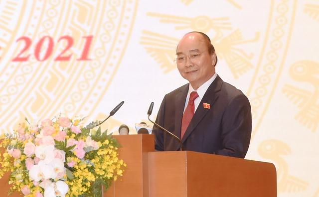 Bàn giao công việc của Thủ tướng Chính phủ - Ảnh 2.