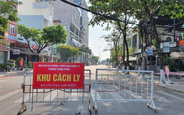 Thêm 4 ca dương tính SARS-CoV-2 tại Đà Nẵng, trong đó có chủ quán chè, nhân viên vũ trường và bất động sản - Ảnh 1.