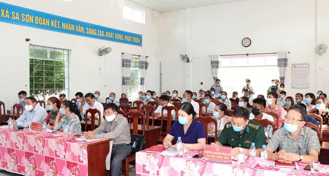 """Bộ trưởng Nguyễn Văn Hùng: """"Nếu làm đại biểu Quốc hội, tôi ý thức được mình phải là người đại diện cho ý chí, nguyện vọng của cử tri"""" - Ảnh 3."""
