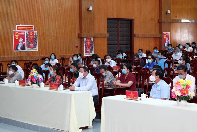 """Bộ trưởng Nguyễn Văn Hùng: """"Muốn thực hiện chương trình hành động tốt thì phải có cái tâm và khát vọng"""" - Ảnh 3."""