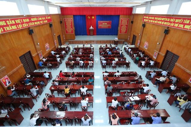 """Bộ trưởng Nguyễn Văn Hùng: """"Muốn thực hiện chương trình hành động tốt thì phải có cái tâm và khát vọng"""" - Ảnh 4."""