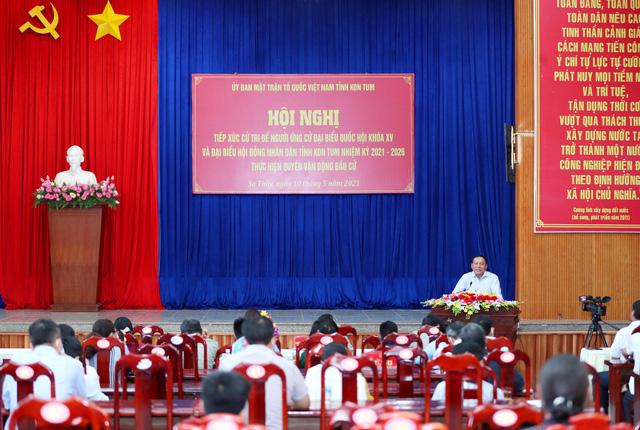 """Bộ trưởng Nguyễn Văn Hùng: """"Muốn thực hiện chương trình hành động tốt thì phải có cái tâm và khát vọng"""" - Ảnh 2."""