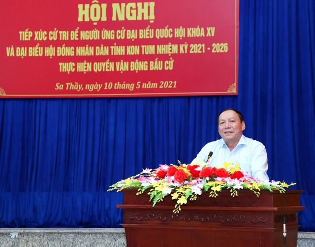 """Bộ trưởng Nguyễn Văn Hùng: """"Muốn thực hiện chương trình hành động tốt thì phải có cái tâm và khát vọng"""" - Ảnh 1."""