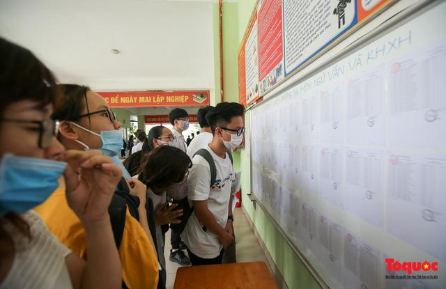 Hơn 3,5 triệu nguyện vọng đăng ký xét tuyển đại học, cao đẳng năm 2021 - Ảnh 1.