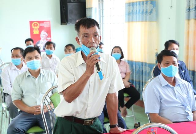 """Bộ trưởng Nguyễn Văn Hùng: """"Đã hứa với cử tri cái gì thì phải nỗ lực hết sức để thực hiện, không phải hứa xong rồi để đó"""" - Ảnh 3."""