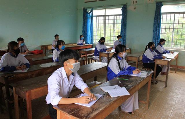 Thi tốt nghiệp THPT tại TP.HCM: Các trường gửi Phiếu báo danh cho học sinh trước ngày 27/6 - Ảnh 1.