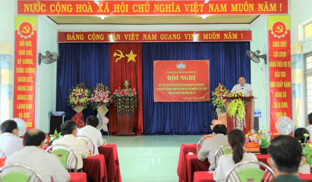 """Bộ trưởng Nguyễn Văn Hùng: """"Đã hứa với cử tri cái gì thì phải nỗ lực hết sức để thực hiện, không phải hứa xong rồi để đó"""" - Ảnh 2."""