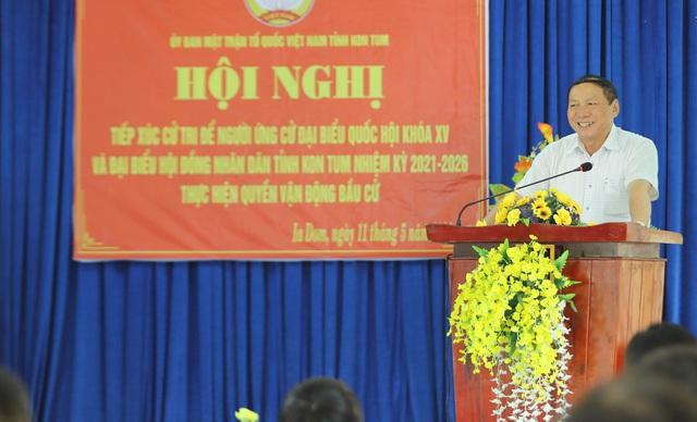 """Bộ trưởng Nguyễn Văn Hùng: """"Đã hứa với cử tri cái gì thì phải nỗ lực hết sức để thực hiện, không phải hứa xong rồi để đó"""" - Ảnh 1."""