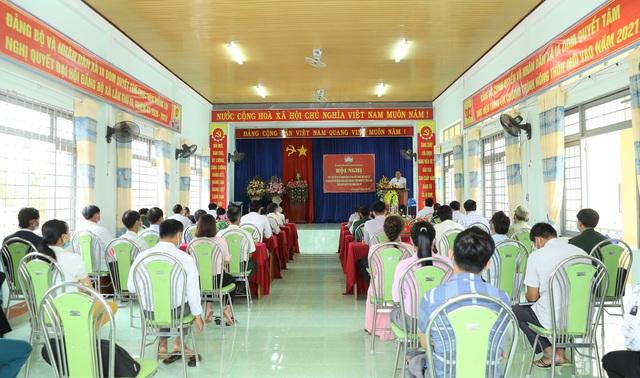 """Bộ trưởng Nguyễn Văn Hùng: """"Đã hứa với cử tri cái gì thì phải nỗ lực hết sức để thực hiện, không phải hứa xong rồi để đó"""" - Ảnh 4."""