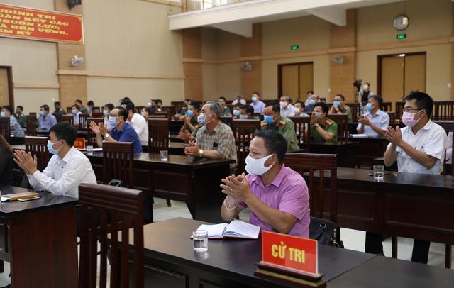 """Cử tri tỉnh Kon Tum: Bộ trưởng Nguyễn Văn Hùng đã nói """"đúng"""" và """"trúng"""" những khó khăn, tồn tại của địa phương - Ảnh 3."""