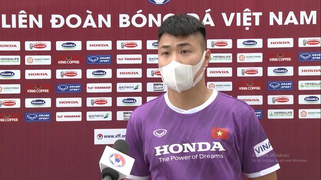 """Đội trưởng U22 Việt Nam: """"Bảo vệ HCV SEA Games vừa là áp lực, vừa là động lực"""" - Ảnh 1."""