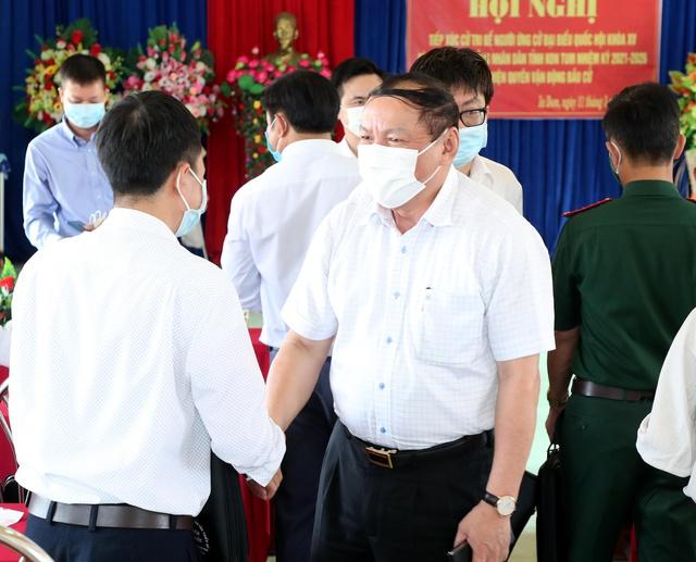 """Bộ trưởng Nguyễn Văn Hùng: """"Đã hứa với cử tri cái gì thì phải nỗ lực hết sức để thực hiện, không phải hứa xong rồi để đó"""" - Ảnh 5."""
