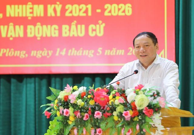 """Bộ trưởng Nguyễn Văn Hùng: """"Cảnh đẹp ở Măng Đen không thua gì Đà Lạt"""" - Ảnh 1."""