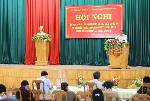 """Bộ trưởng Nguyễn Văn Hùng: """"Cảnh đẹp ở Măng Đen không thua gì Đà Lạt"""" - Ảnh 2."""