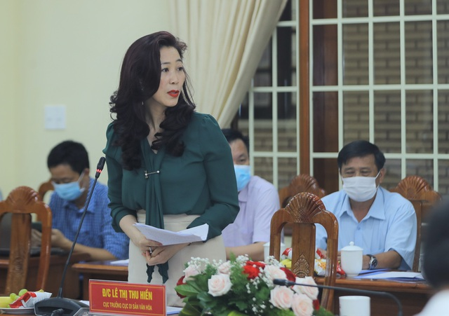 """Bộ trưởng Nguyễn Văn Hùng: """"Kon Tum có quang cảnh đẹp, sao không mạnh dạn đặt ước mơ trở thành trung tâm hội nghị của khu vực miền Trung-Tây Nguyên"""" - Ảnh 7."""