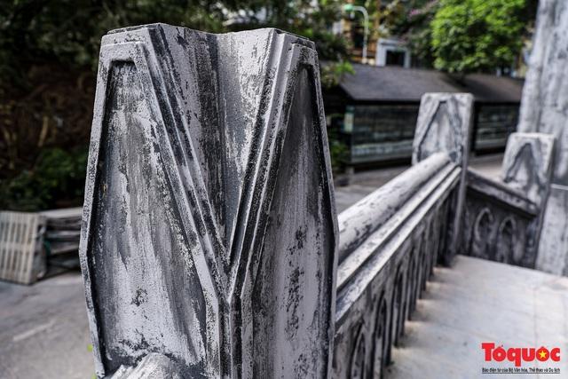 Nhà thờ Lớn Hà Nội dần thay đổi diện mạo sau khi được tu bổ - Ảnh 7.