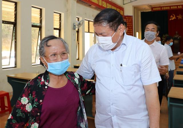 Bộ trưởng Nguyễn Văn Hùng và khát vọng được cống hiến cho mảnh đất Kon Tum