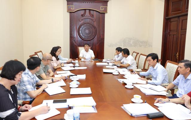 Bộ trưởng Nguyễn Văn Hùng: Luật Điện ảnh cần thể chế hóa quan điểm đường lối của Đảng về văn hóa - Ảnh 2.