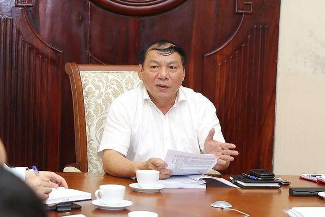 Bộ trưởng Nguyễn Văn Hùng: Luật Điện ảnh cần thể chế hóa quan điểm đường lối của Đảng về văn hóa - Ảnh 1.