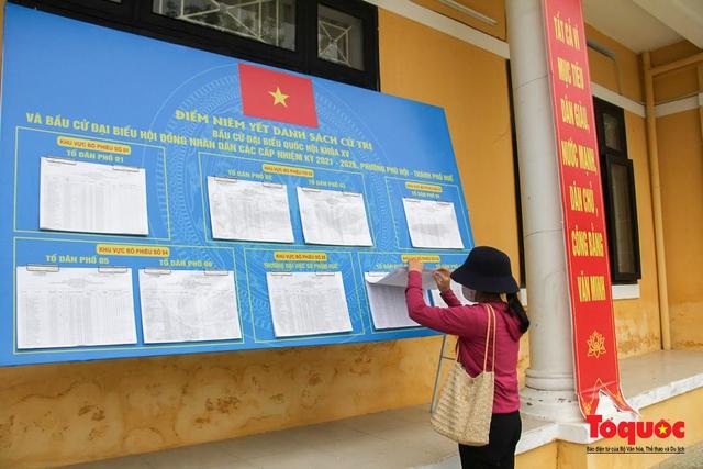 Thừa Thiên Huế: Chuẩn bị phương án tốt nhất, đảm bảo an toàn cho công tác bầu cử - Ảnh 2.