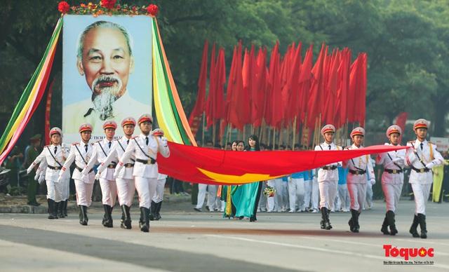 Đẩy mạnh học tập và làm theo tư tưởng, đạo đức, phong cách Hồ Chí Minh của  các tổ chức Đảng cơ sở thuộc Đảng bộ Học viện Cảnh sát Nhân dân - Ảnh 1.