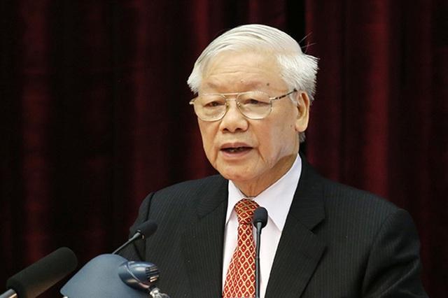 Bài viết của Tổng Bí thư Nguyễn Phú Trọng về con đường đi lên CNXH ở Việt Nam - Ảnh 1.