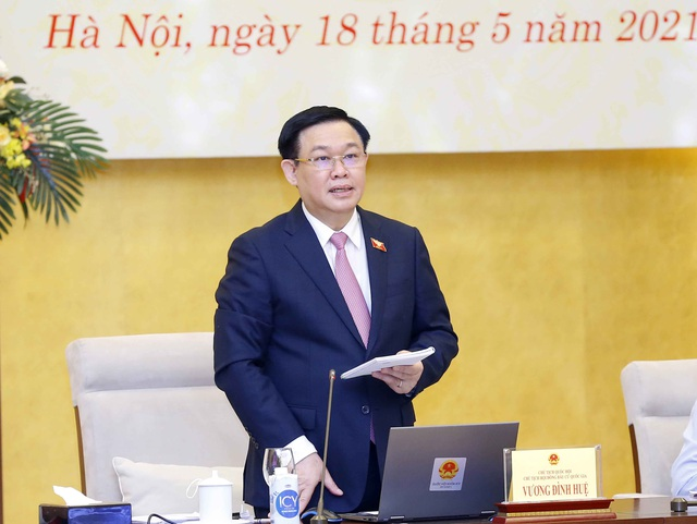 Chủ tịch Quốc hội: Cần chú trọng tuyên truyền sâu hơn về quyền bầu cử của công dân - Ảnh 1.