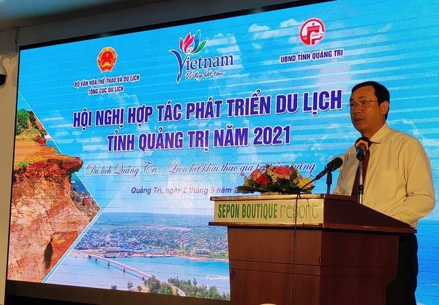 Bàn giải pháp thúc đẩy liên kết, hợp tác phát triển du lịch Quảng Trị - Ảnh 4.
