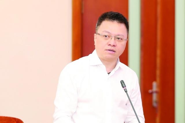 Phó Tổng giám đốc TTXVN Lê Quốc Minh được điều động, bổ nhiệm làm Tổng Biên tập Báo Nhân dân  - Ảnh 1.