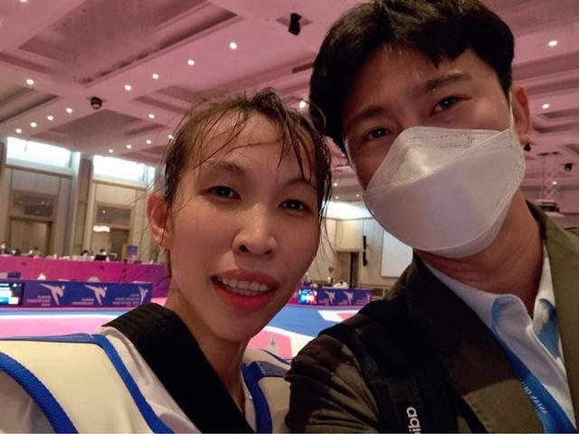 Taekwondo giành vé dự Olympic Tokyo thứ 8 cho thể thao Việt Nam - Ảnh 1.